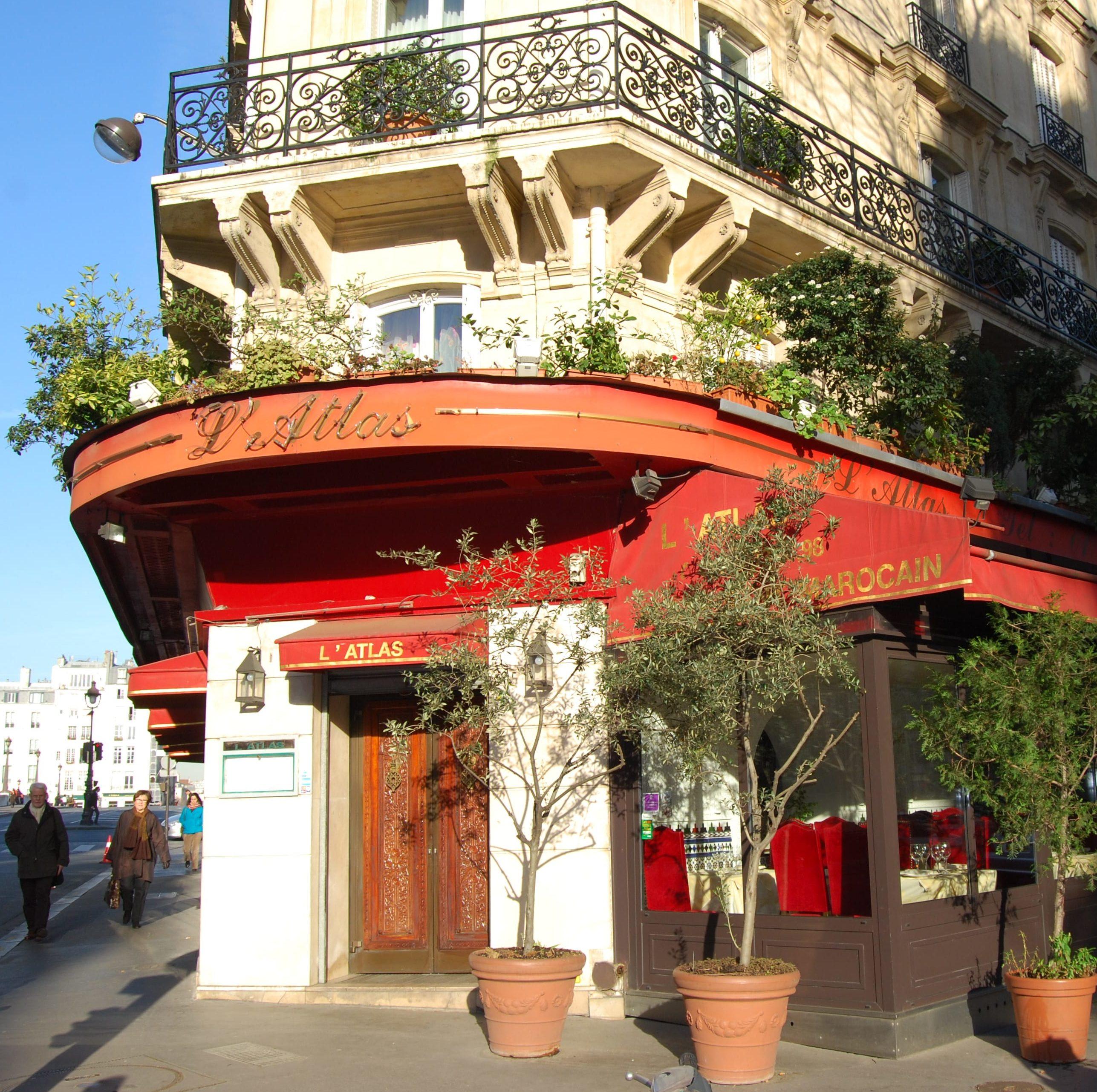 Un lieu culte de Paris